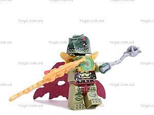 Конструктор Chima «Потрошитель Кроули», 10052, детские игрушки