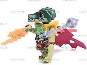 Конструктор Chima «Потрошитель Кроули», 10052, іграшки