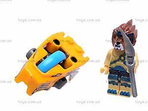 Конструктор Chima с чимациклами, M7002, цена