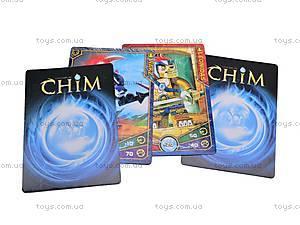 Конструктор Chima с вышкой, 043, игрушки