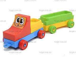 Конструктор «Чудо-авто мини», 39097, детские игрушки
