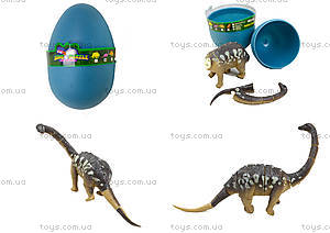 Конструктор 3D «Чудо инкубатор с динозавром», 0366