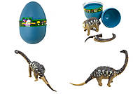 Конструктор 3D «Чудо инкубатор с динозавром», 0366, купить
