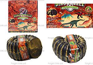 3D конструктор «Чудо инкубатор. Динозавр», 6466