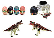 Игровая фигурка-конструктор «Чудо инкубатор. Динозавры», 4766