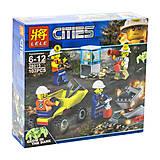 """Конструктор """"CITIES"""", 107 деталей, 28015, купить"""
