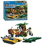 Конструктор «Cities: опасные джунгли», 10708, купить