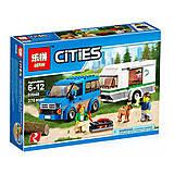 Конструктор «Cities: трейлер» (270 дет.), 02048, фото