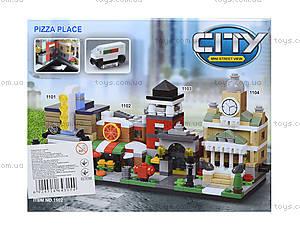 Конструктор для детей City, несколько видов, 1101-1104, отзывы