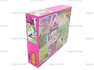 Конструктор Cogo «Башня принцессы», CG3269, купить