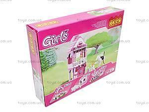 Конструктор Cogo «Башня принцессы», CG3269