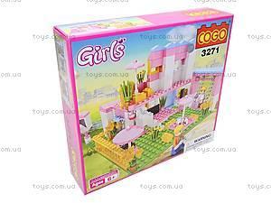 Конструктор Cogo «Девушка», CG3271