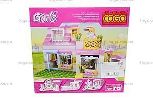 Конструктор Cogo «Девушка», CG3271, фото