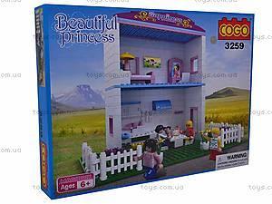 Конструктор Cogo для детей «Красивая принцесса», CG3259