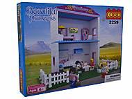 Конструктор COGO для детей «Красивая принцесса», CG3259, игрушка