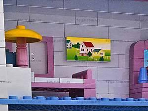 Конструктор Cogo для детей «Красивая принцесса», CG3259, игрушки
