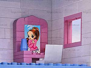 Конструктор Cogo для детей «Красивая принцесса», CG3259, детские игрушки