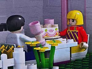Конструктор Cogo для детей «Красивая принцесса», CG3259, магазин игрушек