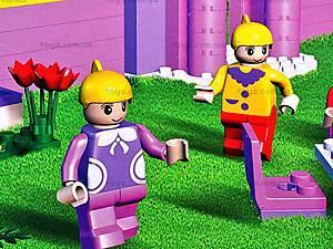 Конструктор Cogo «Дворец», CG3251, игрушки