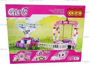 Конструктор Cogo «Красивая принцесса», CG3268, купить