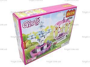 Конструктор Cogo «Красивая принцесса», CG3268