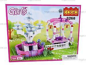 Конструктор Cogo «Красивая принцесса», CG3268, фото