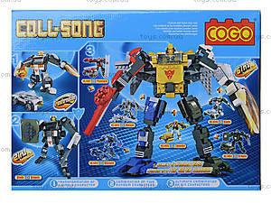Конструктор «Робот», 4800, купить