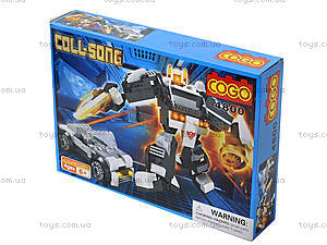 Конструктор «Робот», 4800, фото