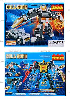 Конструктор «Робот», 4800