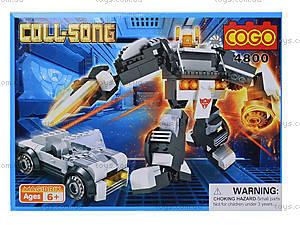 Конструктор «Робот», 4800, отзывы