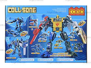 Конструктор COGO «Робот», 4802, купить