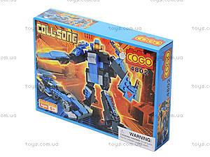 Конструктор COGO «Робот», 4802, фото
