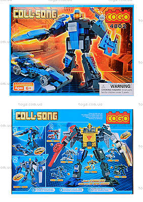 Конструктор COGO «Робот», 4802