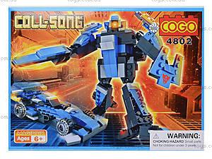 Конструктор COGO «Робот», 4802, отзывы