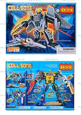 Робот-конструктор для детей, 4805