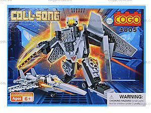 Робот-конструктор для детей, 4805, отзывы