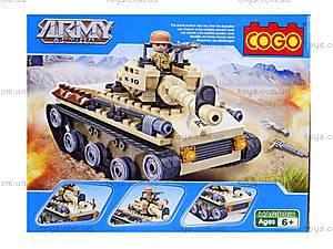 Детский конструктор «Военная техника», 192 деталей, CG3321, купить