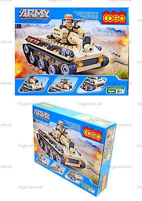 Детский конструктор «Военная техника», 192 деталей, CG3321
