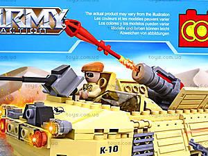 Игровой конструктор «Военная техника», 219 деталей, CG3329, фото