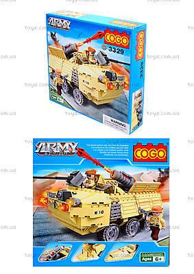Игровой конструктор «Военная техника», 219 деталей, CG3329