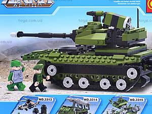 Конструктор COGO «Военный танк», CG3312, цена