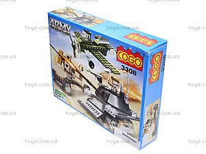 Конструктор COGO «Военная техника», CG3308, купить