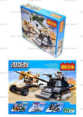 Конструктор COGO «Военная техника», CG3308