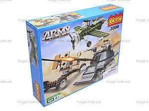 Конструктор COGO «Военная техника», CG3308, цена
