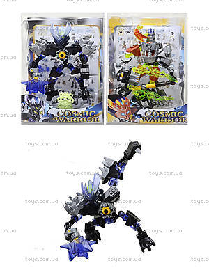 Робот-конструктор Cosmic Warrior , F1506-3