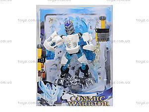 Робот-конструктор Cosmic Warrior , F1506-3, отзывы