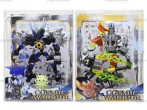 Робот-конструктор Cosmic Warrior , F1506-3, цена