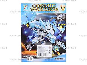 Робот-конструктор Cosmic Warrior , F1506-3, магазин игрушек