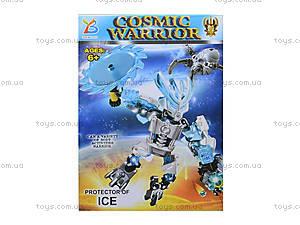 Конструктор Cosmic Warrior, 6 видов, F1506-4, купить