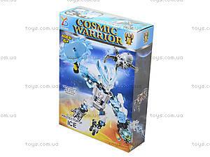 Конструктор Cosmic Warrior, 6 видов, F1506-4, фото